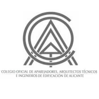 COAATALICANTE · Colegio Oficial de Aparejadores, Arquitectos Técnicos e Ingenieros de Edificación de Alicante